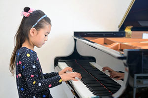 ピアノ・ソルフェージュコース